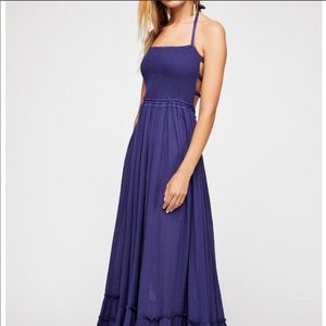 ISO Free People Extratropical Maxi Dress XS or S